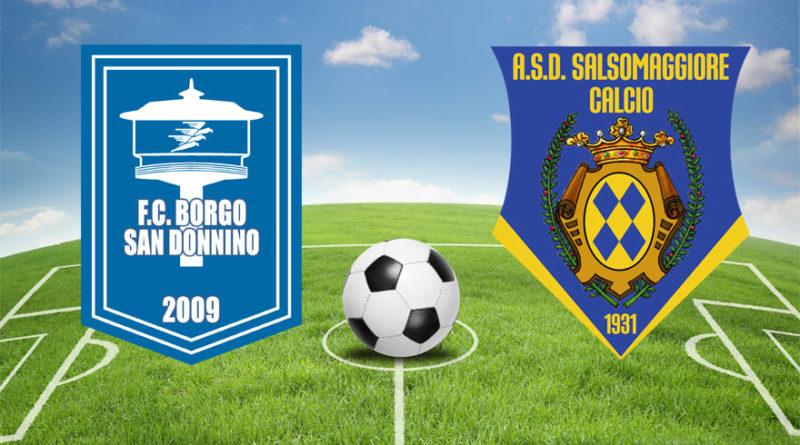 05gg – BORGO-SALSOMAGGIORE: 2-0 [video + foto]